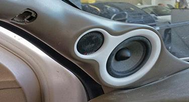 SPEAKER PODS & Custom Fabrication in Lakeland FL   Enclosures   Door Panels ...